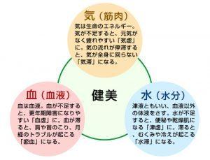 The organism's balance        https://www.ankh-jp.com/english/