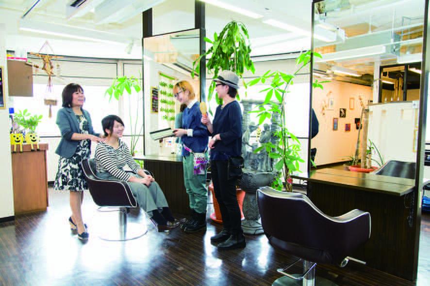 札幌 美容室おあしすあんく 美容師・スタイリスト求人情報イメージ