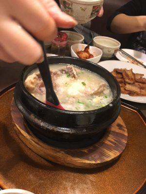 韓国料理専門店こちゅ サムゲタン http://www.ankh-jp.com