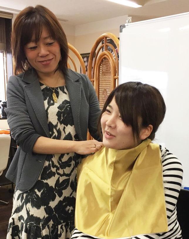 TBBP 似合わせ トータルバランス美容 カット htt://www.ankh-jp.com