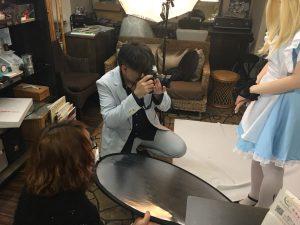 美容室 撮影 フォト作品 作品撮り http:/www.ankh-jp.com