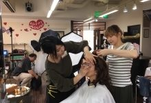 hair set make up oasis ankh http://www.ankh-jp.com