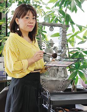 haskap beauty Komina Obara http://www.ankh-jp.com