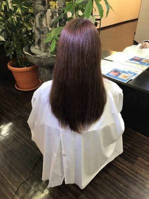 Healthy hair total balance beauty concept http://www.ankh-jp.com/english/