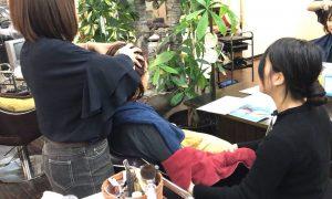 scalp massage total balance beauty concept http://www.ankh-jp.com/english/