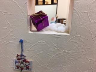 高校生 クリスマス装飾 職場体験 http://www.ankh-jp.com