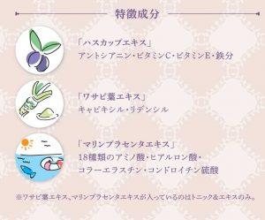 Haskap beauty: Components characteristics https://www.ankh-jp.com/english/