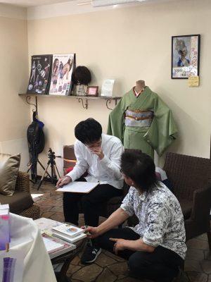 あんく 林マネージャー http://www.ankh-jp.com