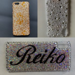 Phone Case Decoration http://www.ankh-jp.com/