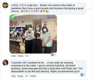 Things our customers like about Ankh service   http://www.ankh-jp.com
