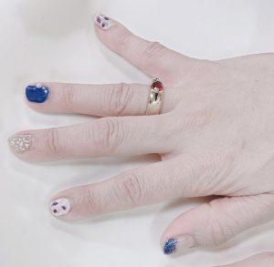 The result of my work     Reiko Tatsunami     Ankh's nailist    http://www.ankh-jp.com/english/