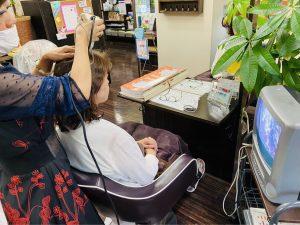 頭皮診断で体調もチェック http://www.ankh-jp.com