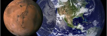 地球と火星 http://www.ankh-jp.com/